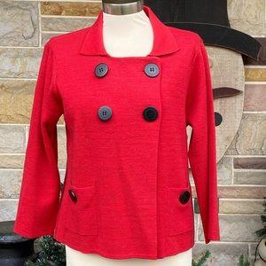 Covington Knit Swing Jacket
